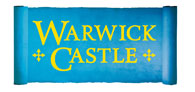 Up to 47% off entry to Warwick Castle Logo